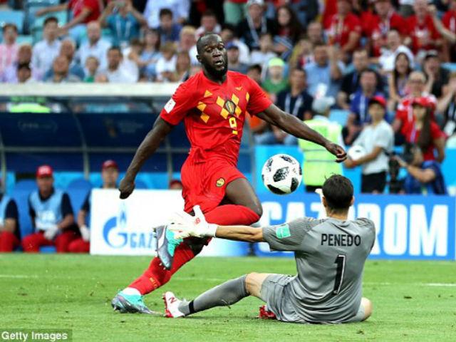 Lukaku cú đúp thần thánh World Cup: Triệu fan MU xem thường Messi