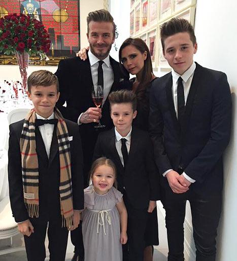 Bí quyết để dồi dào khả năng đàn ông như David Beckham - 1