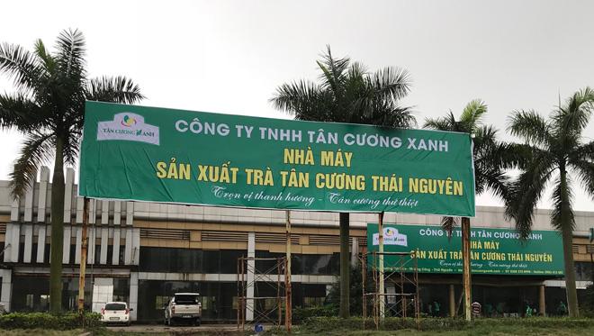 Chè Thái Nguyên thương hiệu Tân Cương Xanh - Đặc sản hội tụ tinh hoa - 1