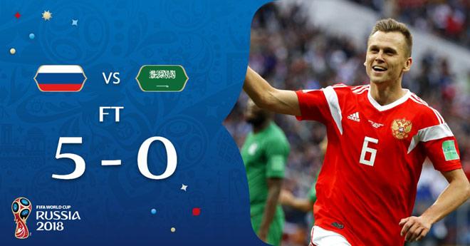 """Dự đoán tỷ số World Cup 19/6: """"Gấu"""" Nga có vé sớm, Nhật Bản dễ gây sốc - 1"""