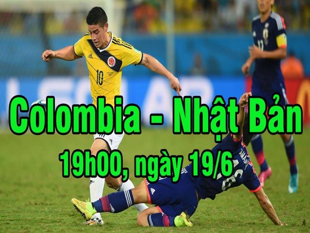 """World Cup 2018 Colombia - Nhật Bản: """"Samurai xanh"""" yếu thế, lịch sử cay đắng dễ lặp"""