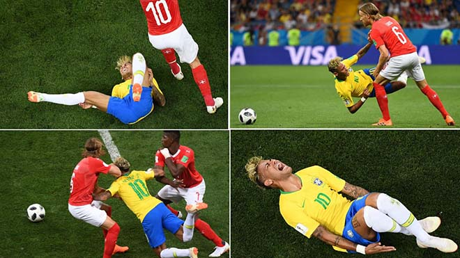 Đại họa Brazil: Neymar tái phát chấn thương, ác mộng World Cup 2014 hiện về - 1