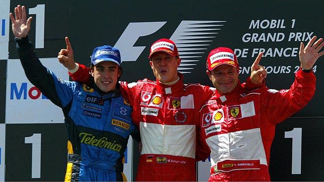 Đua xe F1, Fernando Alonso: Tấm gương luôn nỗ lực, không bao giờ bỏ cuộc - 1