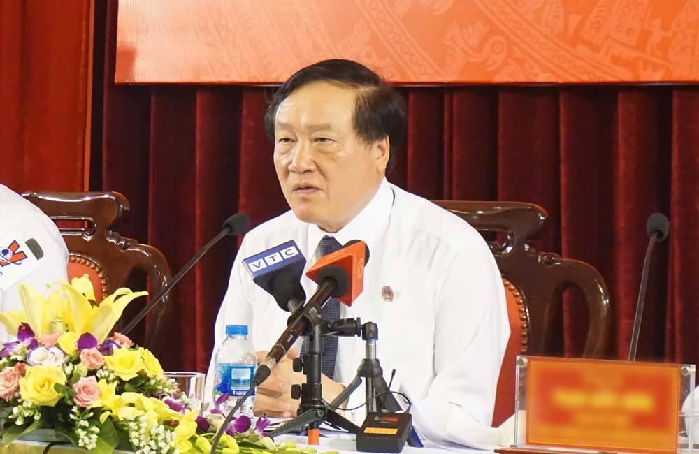 Chánh án TAND Tối cao: Việc xử án treo Nguyễn Khắc Thủy không có tiêu cực - 1