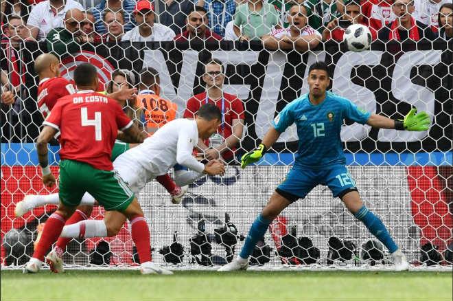 """Ronaldo lại rực sáng World Cup 2018, thành """"Vua săn bàn"""" số 1 châu Âu - 1"""