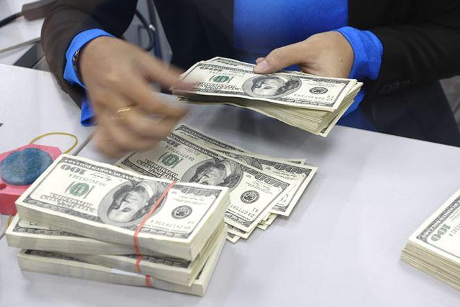 Tỷ giá đô la tăng mạnh, ngân hàng nhà nước nhận định: Không đáng ngại - 1