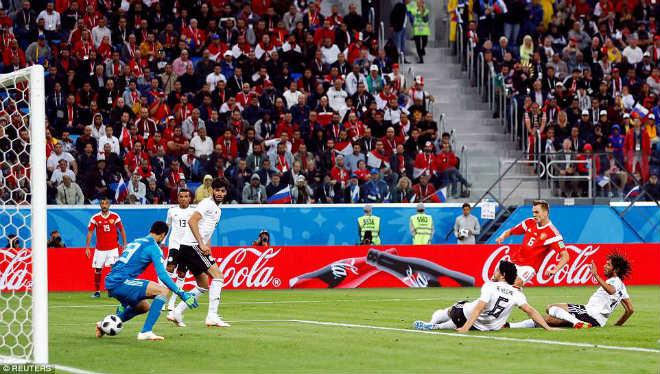 """World Cup: Chủ nhà Nga có """"vũ khí lạ"""" lu mờ Salah, """"bá đạo"""" như Ronaldo - 1"""