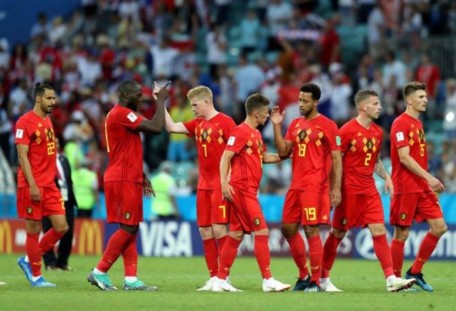 """""""Quỷ đỏ"""" Bỉ rực sáng World Cup: Lukaku và """"quân sư"""" đặc biệt - 1"""