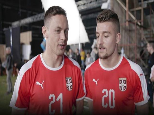 """Chuyển nhượng MU: Matic hối thúc """"Quỷ đỏ"""" mua đồng đội ở Serbia"""