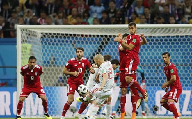 """Tây Ban Nha - Iran: Bàn thắng """"số đỏ"""", hú vía hãm thành (World Cup 2018) - 1"""