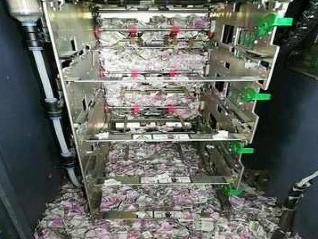 """""""Thủ phạm"""" đặc biệt phá nát 413 triệu trong cây ATM mà không thể """"xét xử"""""""