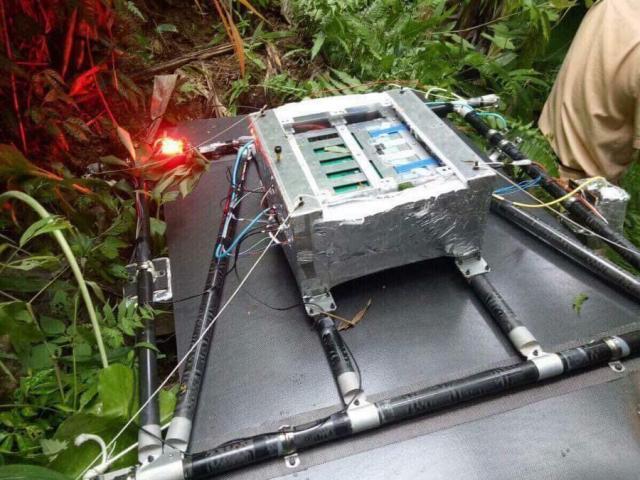 """Cơ quan khí tượng: """"Vật thể lạ"""" rơi xuống Hà Giang không phải thiết bị khí tượng thủy văn"""