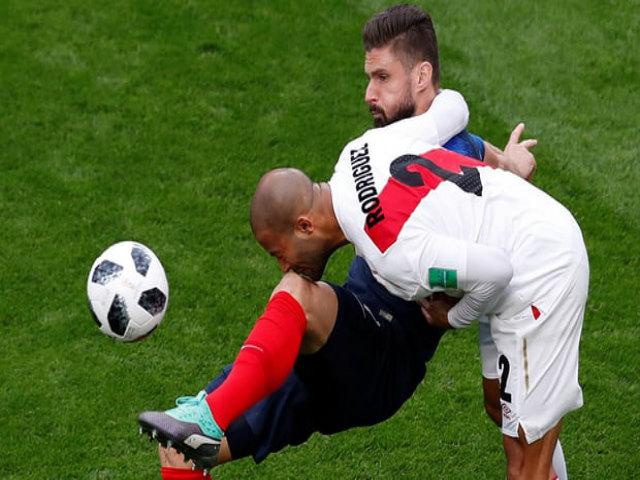 Chi tiết World Cup Pháp – Peru: Kết cục đắng ngắt (KT)