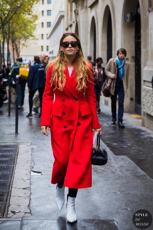 4 fashionista sành điệu được mến mộ nhất nước Nga - 1