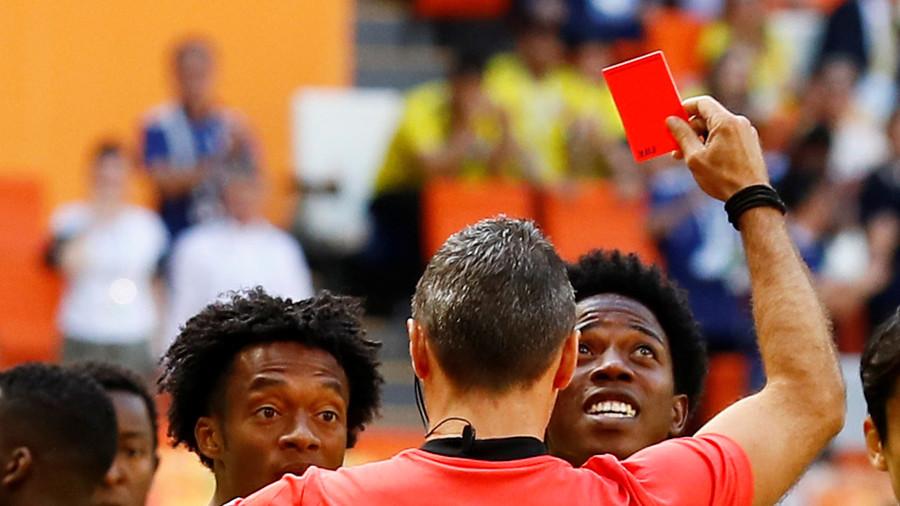 World Cup: Ngôi sao Colombia bị dọa giết, gợi nhớ lịch sử kinh hoàng - 1