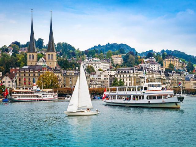 Thụy Sĩ không chỉ được đánh giá cao trong World Cup mà còn có những thị trấn đẹp như cổ tích