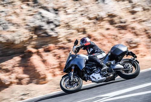 Ducati Multistrada 1260 chính thức chốt giá, giá từ 536 triệu đồng - 1
