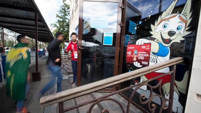 Choáng váng vé World Cup bị dân phe 'thổi' gấp nhiều lần giá gốc - 1