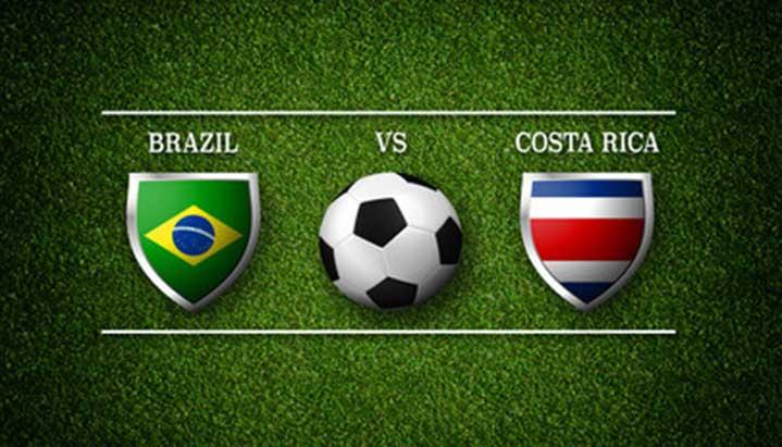 World Cup 2018: Brazil hơn gì Costa Rica bên ngoài sân bóng? - 1