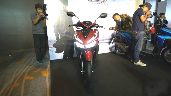 2018 Honda Click 125i về Việt Nam, đắt hơn SH Mode - 1
