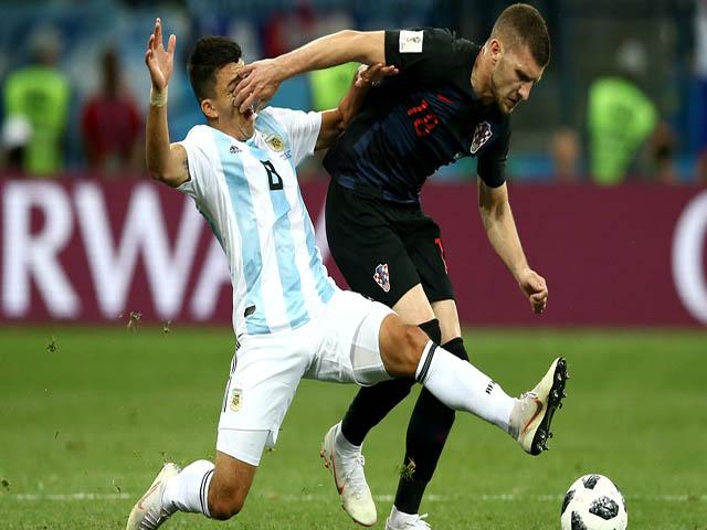 Argentina - Croatia: Siêu sao tắt ngấm, lãng phí cơ hội (World Cup 2018 - H1)
