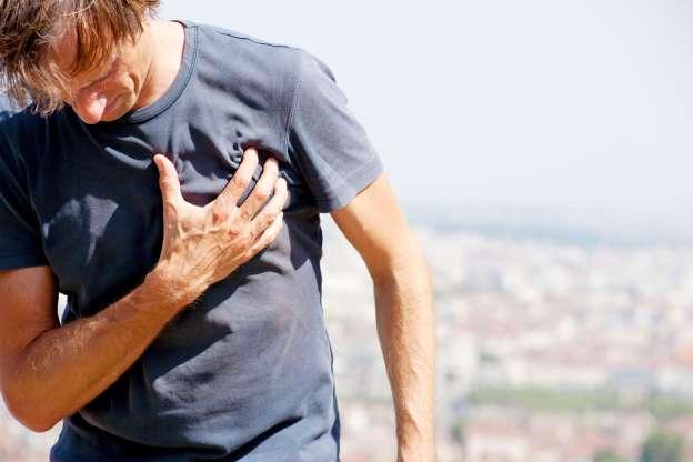 """Dấu hiệu """"thầm lặng"""" cảnh báo cơn đau tim - 1"""
