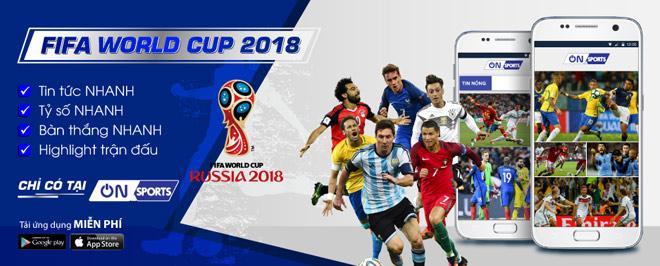 Những ứng dụng, website thể thao hàng đầu, tiện ích mùa World Cup - 1
