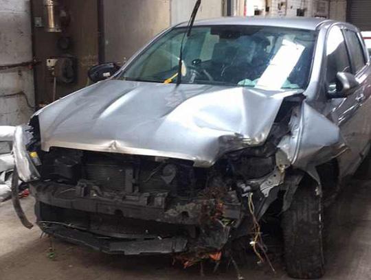 Suýt chết vì bị chẩn đoán sai, được cứu nhờ… một vụ tông xe - 1