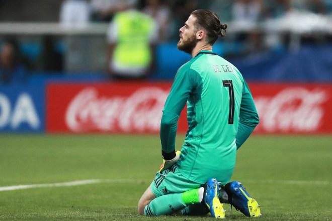 """Đại thảm họa thủ môn World Cup 2018: """"Thánh"""" De Gea, Caballero thành trò hề - 1"""