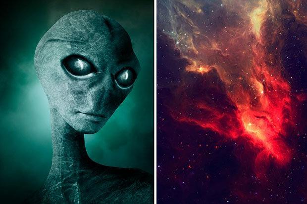 Người ngoài hành tinh làm điều đáng sợ để tránh tận thế? - 1
