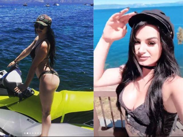 """Mỹ nhân quá đẹp bị ghét, đối thủ đá tàn nghiệp: Tung ảnh bikini """"rửa hận"""""""