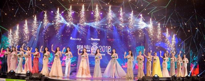 Lộ diện 19 cô gái xinh đẹp, gợi cảm đầu tiên lọt Chung kết HHVN - 1