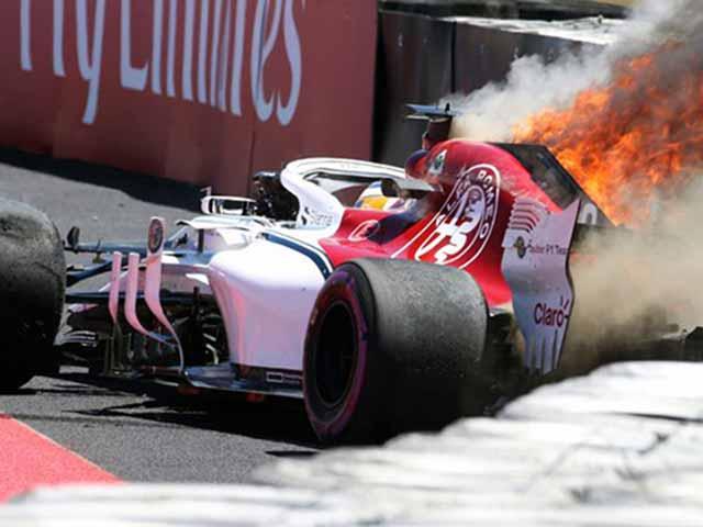 """Đua xe F1-Chạy thử French GP: Mercedes thị uy bằng át chủ bài """"động cơ"""""""