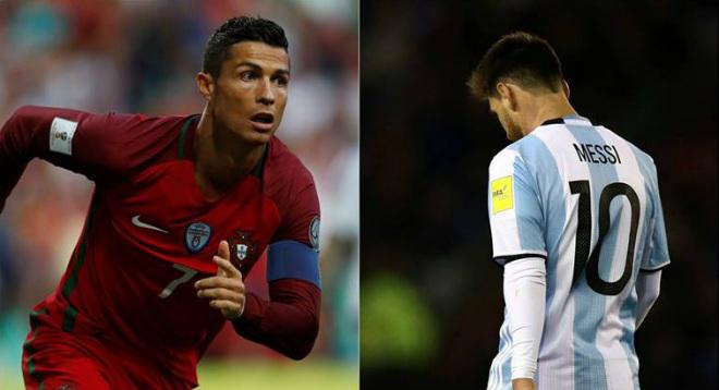 Argentina đại loạn: Simeone đổ dầu vào lửa, chê Messi không bằng Ronaldo - 1