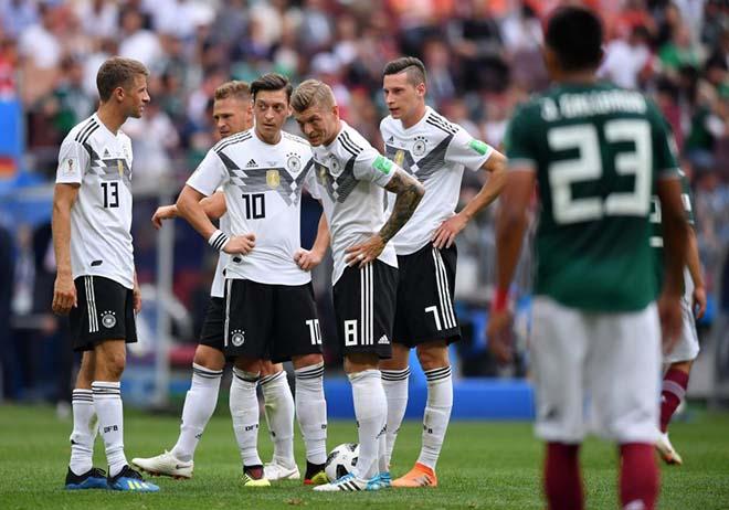 """Dự đoán tỷ số World Cup 23/6: Bỉ dạo chơi, """"Xe tăng"""" Đức khốn khổ - 1"""