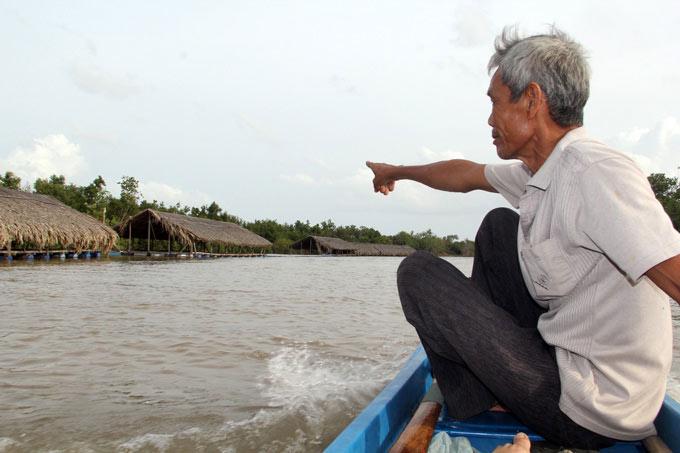 Gần 100 hộ nuôi thủy sản ở Trà Vinh trắng tay vì hàu chết sạch - 1