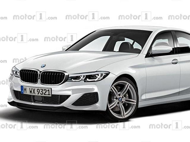 BMW 3-Series thế hệ mới lộ diện trước ngày ra mắt