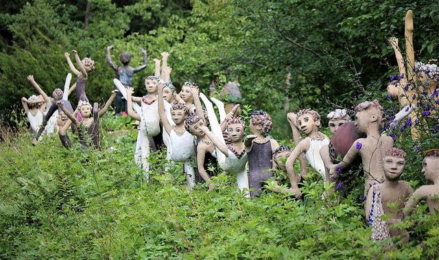 Dù chỉ là một ánh nhìn, du khách cũng bị ám ảnh bởi khu rừng ma mị ở Phần Lan - 1