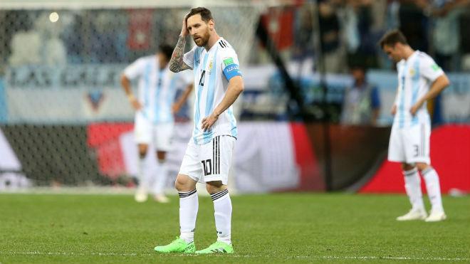 """Messi hóa """"tầm thường"""" ở World Cup: """"Tội đồ"""" Pep làm hại Argentina - 1"""