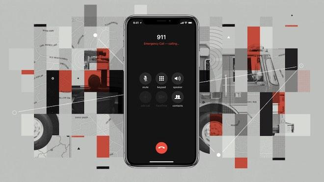 iOS 12 sẽ tự động gửi vị trí người dùng khi quay số 911 - 1