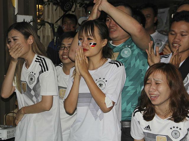Fan Việt mê tuyển Đức khóc tập thể sau siêu phẩm của Toni Kroos