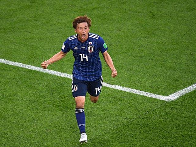 Siêu phẩm World Cup: SAO Nhật vẽ đường cong, vỡ òa cảm xúc