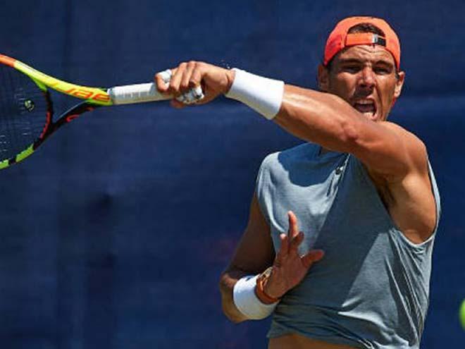 Tin thể thao HOT 24/6: Nadal tự tin về cơ hội Wimbledon. - 1