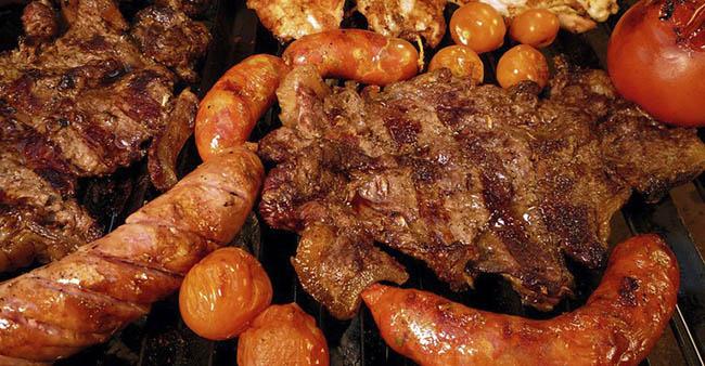 Top những món ăn làm nên sức mạnh cho đội tuyển Uruguay tại World Cup - 1