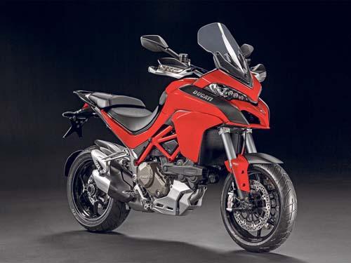 Ducati Multistrada 1260 S có gì khác biệt với các đối thủ? - 1