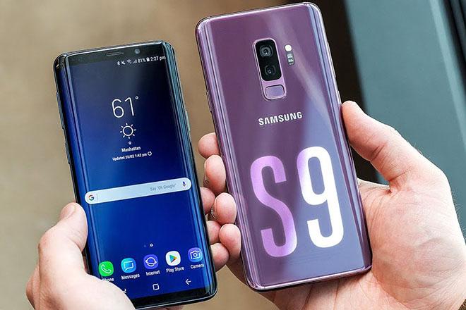 Những ưu điểm đáng xem của Galaxy S9 so với LG G7 ThinQ - 1