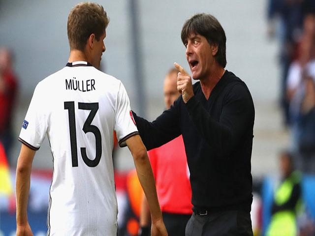 """Rúng động ĐT Đức: Dàn """"trai đẹp"""" chia năm xẻ bảy, dễ loại khỏi World Cup"""