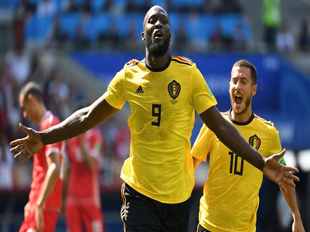 "World Cup 2018: Lukaku ""dọa"" Ronaldo, hơn Messi - Neymar - Griezmann cộng lại"