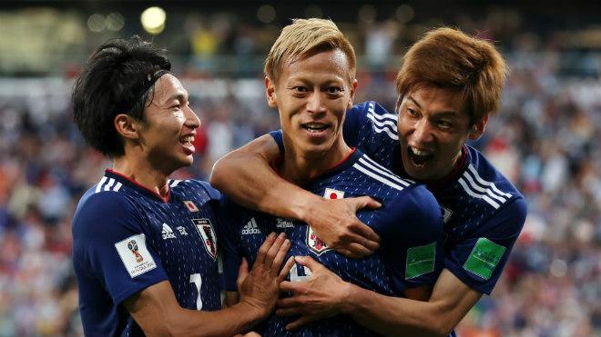 Nhật Bản gây sốc World Cup: Fan nữ xinh phát cuồng, òa khóc vì quá sướng - 1