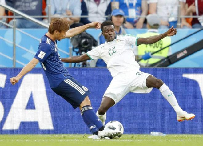 """SAO Nhật Bản rực sáng World Cup: CĐV phát cuồng với """"Tsubasa"""" đời thực - 1"""
